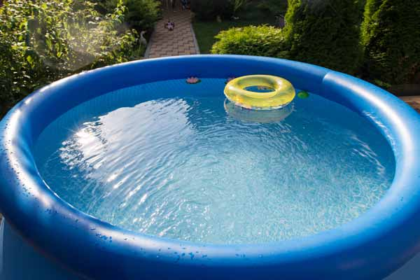 How Will You Drain Up The Inflatable Pool