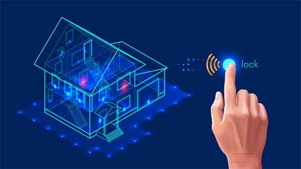Things that smart home technology involves