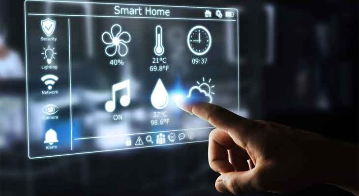 What is smart home technology