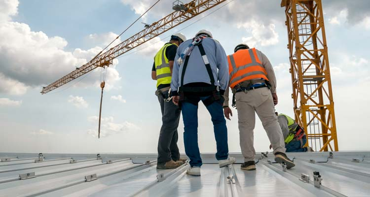 What are the Different Types of Industrial Roofing