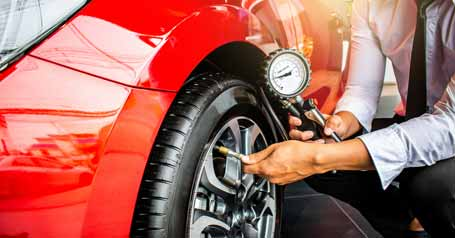 Ideal Situations to Check Tire Pressure