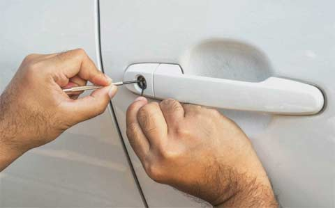 Here are tips for defending your car from break-ins.